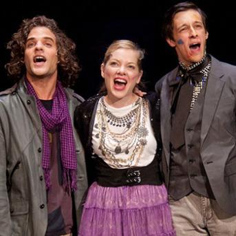 NYMF/2010: Zachary Clause, Jillian Louis, Jason Michael Snow