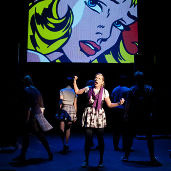 NYMF/2010: Jillian Louis