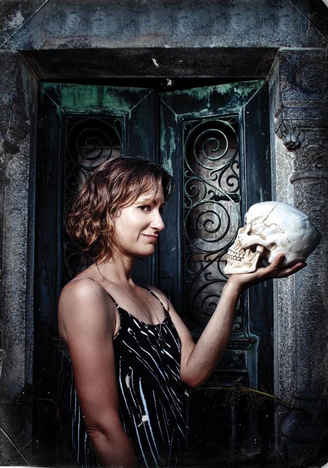 Daryl Lisa Fazio, FREED SPIRITS playwright